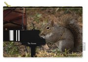 The Acorn's Pianist Carry-all Pouch