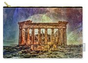 The Acropolis Of Athens Carry-all Pouch