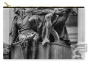 The Actor Statue Philadelphia Carry-all Pouch