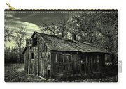 The Adirondack Mountain Region Barn Carry-all Pouch