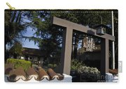 The Adobe Santa Clara California Carry-all Pouch