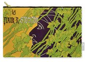 The Adventures Of Captain Horn 1895 Carry-all Pouch