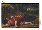 The Agony In The Garden Carry-all Pouch