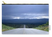The Alcan Hwy Carry-all Pouch