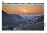 The Alhambra And Granada At Sunset Carry-all Pouch