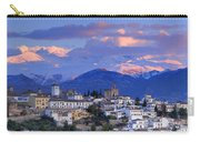 The Alhambra And Granada Carry-all Pouch