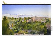 The Alhambra Granada Carry-all Pouch