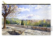 The Alhambra In Autumn Carry-all Pouch