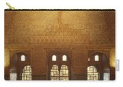 The Alhambra King Room Carry-all Pouch
