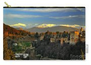 The Alhambra Palace Granada Spain Carry-all Pouch