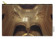 The Alhambra The Infantas Tower Carry-all Pouch