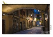The Alley- In Beautiful Barcelona Carry-all Pouch