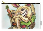 The Altered Easter Bunny Carry-all Pouch