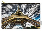 The Amazing Eiffel Carry-all Pouch