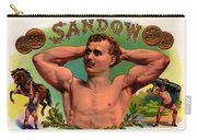 The Amazing Sandow Carry-all Pouch