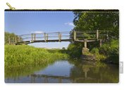 The Ambling River Carry-all Pouch