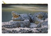 Ma-904-the American Crocodile  Carry-all Pouch