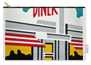 The American Diner  Carry-all Pouch
