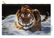 The Amur Tiger Carry-all Pouch