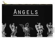 The Angels Of Rome Carry-all Pouch