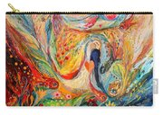 The Angels On Wedding Triptych - Center Carry-all Pouch
