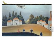 The Anglers, C.1908-09 Oil On Canvas Also See 309520 Carry-all Pouch