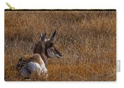 The Antelope 2 Digital Art Carry-all Pouch