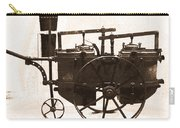 The Antique Farming Machine  Carry-all Pouch