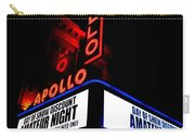 The Apollo Theater Carry-all Pouch