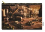 The Apothecary Carry-all Pouch by Priscilla Burgers