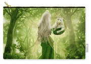 The Apple Fairy Carry-all Pouch