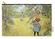 The Apple Harvest Carry-all Pouch by Carl Larsson