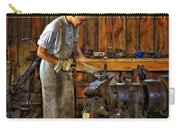 The Apprentice Hdr Carry-all Pouch by Steve Harrington