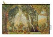 The Arbor Carry-all Pouch by Gaston De la Touche