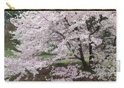 The Arboretum Cherry Blossoms Carry-all Pouch