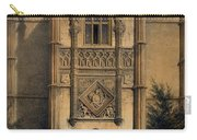 The Arch, Montacute House, Somerset Carry-all Pouch