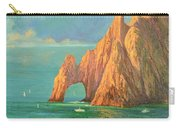 The Arch Of Cabo San Lucas 2 Carry-all Pouch