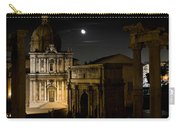 The Arch Of Septimius Severus Carry-all Pouch