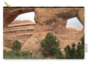 The Arches Of Double O Arch  Carry-all Pouch