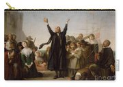 The Arrival Of The Pilgrim Fathers Carry-all Pouch