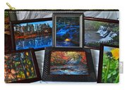 The Art Collector Carry-all Pouch by Frozen in Time Fine Art Photography