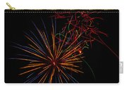 The Art Of Fireworks  Carry-all Pouch