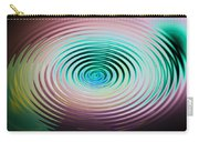 The Art Of Ripples Carry-all Pouch