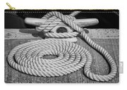 The Art Of Rope Lying Carry-all Pouch