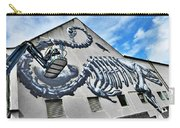 The Artist Roa At Work  Carry-all Pouch