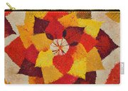 The Artistry Of Fall Klimt Homage Carry-all Pouch