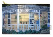 The Artists Cottage Carry-all Pouch