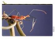 Garden Assassin Bug Carry-all Pouch