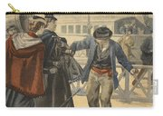 The Assassination Of The Empress Carry-all Pouch by French School