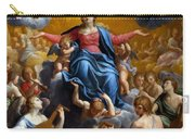 The Assumption Of The Virgin Mary Carry-all Pouch by Guido Reni